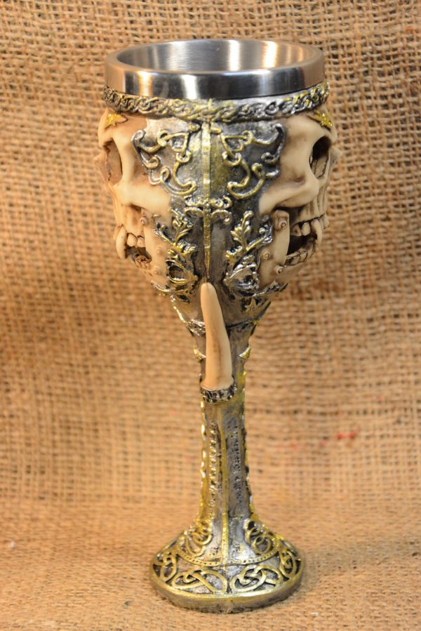 GOBLET ALATOR GIFTWARE WARLORD