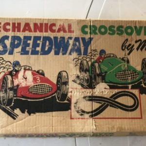 Circuit MECHANICAL CROSSOVER SPEEDWAY BY MARX